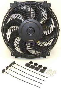 "Chevy Cars Dual 10 inch Fans 10"" Electric Fans Fan Relay Controller Kit"