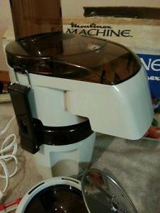 Moulinex La Machine Deluxe Model 354 Food Processor