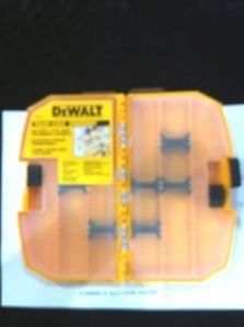 DW2190 Dewalt Tough Storage Case for Small Tool Accessories Great Gift