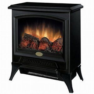 1 New Compact Portable Electric Heater Stove Fireplace