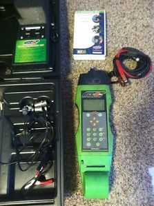 Interstate Batteries Ed 18 Battery Electrical System Analyzer Battery Tester