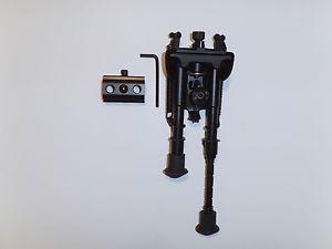 Vector Optics Harris Style Bi Pod 6 9 inch Height in Half inch Increments