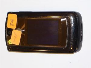 Motorola RAZR2 V9M Verizon Black Flip Phone Video Camera Cell Phone 806 723755888609