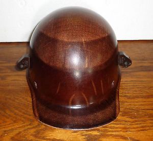Vintage Coal Miner Mining Safety Hard Hat Construction Helmet Skullgard MSA Cap