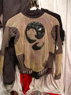 Planet of The Apes Hero Soccer Ape Costumes 2 Teams COA