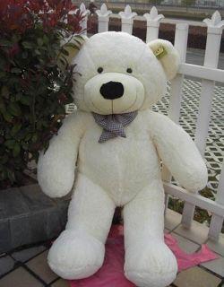 Giant Stuffed Teddy Bear