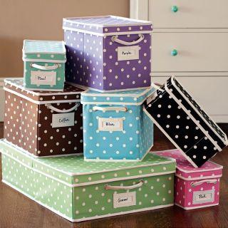 pottery barn pb teen purple polka dot gear up binder homework holder. Black Bedroom Furniture Sets. Home Design Ideas