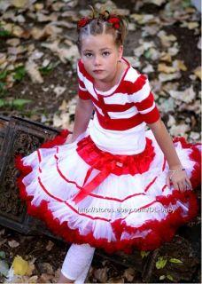 Child Baby Toddler Kids Girls Dress Skirt Princess Pettiskirt Tutu 1 9 Years