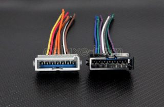 Car Stereo Wiring Harness Plugs for Chrysler Dodge Plymouth Jeep CWH 634 70 1817