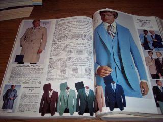 Vintage Catalog 1982 80s Fashion Tools Clothing