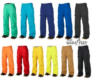 O'Neill Escape Exalt Mens Snow Ski Pants Trousers Salopettes XS 2XL