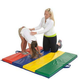 Early Childhood Resources Foldable Tumbling Mat