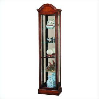 Howard Miller Gilmore Traditional Display Curio Cabinet   680145