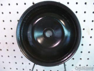 Power Steering Pump Pulley Chevy GMC Pickup Truck SUV Van Flat Belt