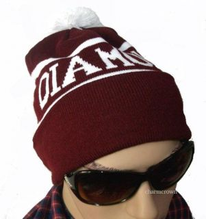 Diamond Supply Co Hip Hop bboy Knitting Wool Warm Winter Bobble Beanie Hat 0467D