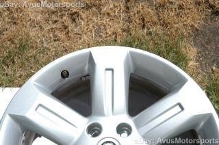 "2006 2007 Nissan Murano 18"" Factory Silver Wheel N059 875 Like New 50 Miles"