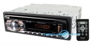 Pioneer Car Stereo HD Radio CD  iPod WMA Player 12 Character LCD Display
