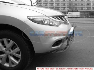 09 10 11 12 2013 Nissan Murano s s Bull Bar Front Protection Grille Guard Nudge