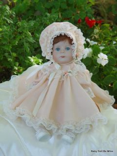 Baby Wimpy Limited Edition Doll by Teena Halbig of Teena's Dolls