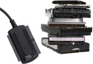 Cavo Adattatore USB Da IDE SATA USB to IDE SATA 2 5 3 5