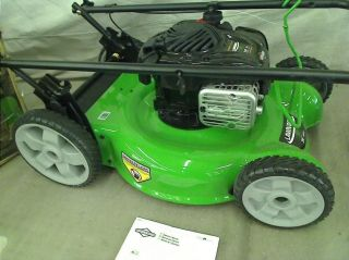 owners manual for briggs and stratton lawn mower