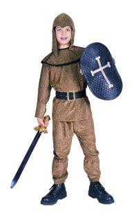 King Arthur Child Costume Renaissance Medieval King Boy Costumes 90148 Gold