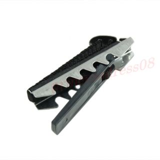 Portable Flat Change Clamp Clip Key Capo for Electric Classical Acoustic Guitar