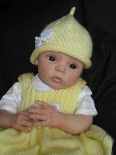 Hushabye Mountain Reborn Baby Girl Livia Gudrun Legler New and Sold Out Sculpt