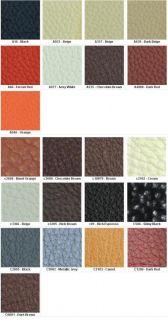 Modern Tufted Leather Sofa Set 3025