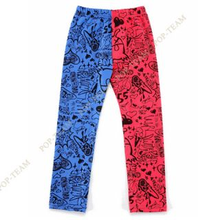 12styles Hot Baby Girls Thin Flower Cartoon Stretchy Tights Leggings Pants TYF9