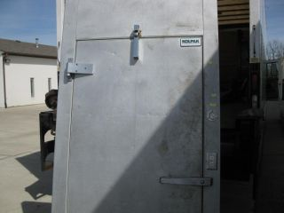 "Kolpak 93"" x 139"" Walk in Cooler Freezer Combo w Floor Compressor 8' x 12'"