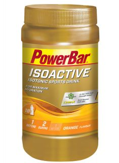 2013 PowerBar Isoactive Cycling Sports Isotonic Powder Carbohydrate Drink Mix