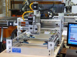 PDJ CNC Router Plans Kit Milling Machine Plasma Rapid Prototyping Projects DVD