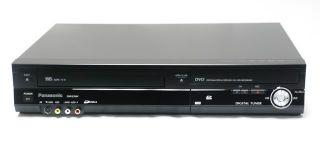 Panasonic DMR EZ48V DVD VHS Combo Recorder HD Tuner