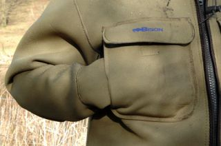 Neoprene Chest Waders and Wading Jacket All You Need Shore or Salmon Fishing