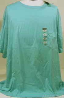 NWT Men Pocket T Shirt 2XLT 3X 3XLT 4XL B T St John Bay