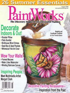 Decorative Tole Painting Patterns