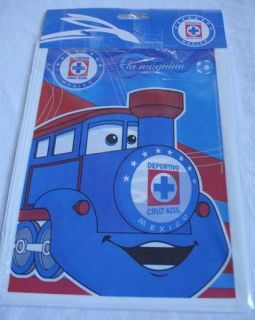20 Cruz Azul Soccer Party Favor Bag Futbol Supply Loots