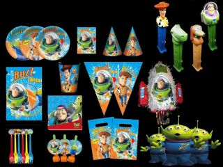 Pez Toy Story 3 Disney Bonbon Candy Buzz Woody Birthday Party Supply Series