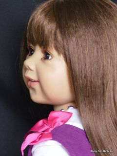 "Masterpiece Red Riding Hood Extra Outfit Monika Levenig Doll 39"" Lt Brunett"