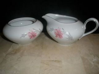 Rosenthal KPM Krister China Germany Creamer Sugar GUC