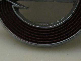 1966 66 Chevrolet Chevy Turbo Corvair Rear Deck Lid Emblem