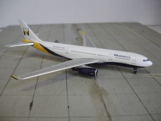 Gemini Jets Monarch Airlines Airbus A330 243 G Eoma