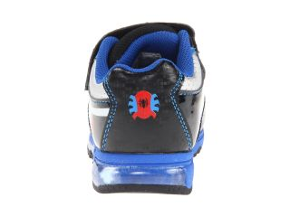 Favorite Characters Ultimate Spiderman Multi Lighted 1spf350 Shoe Toddler Little Kid Black