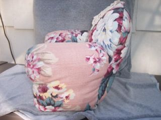 """Doll Furniture Adorable Overstuffed Chair Fits American Girl or Other 18"""" Dolls"""