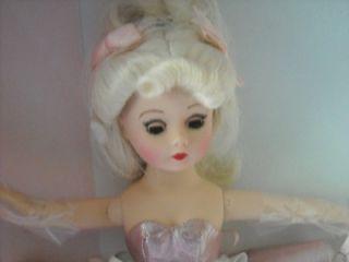 Madame Alexander Doll Pin Up Series Pom Pom Sweetie Ballerina 45715 2007
