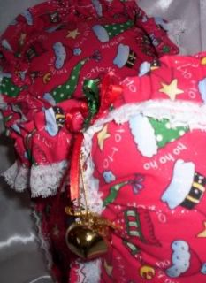 Adult Baby Sissy Thick Waddle Diaper Christmas Panty Fun Waddling Like A Baby