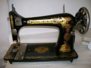 Singer Sphinx Treadle Sewing Machine Serial G9449280