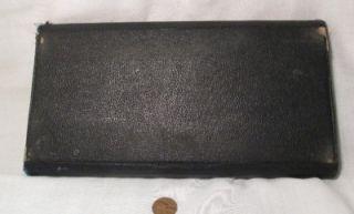 Vintage Charvos 9 Piece Professional Drafting Tool Kit Set Case 914