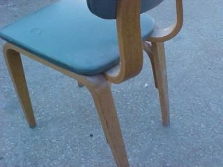 Vintage Thonet Bent Wood Chair Original
